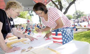 GOP women host registration, bake sale