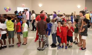 Harker Heights Library Laboratory Opening Party