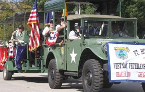 Central Texas Community Veterans Day Parade