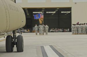Lobos Battalion welcomes new commander