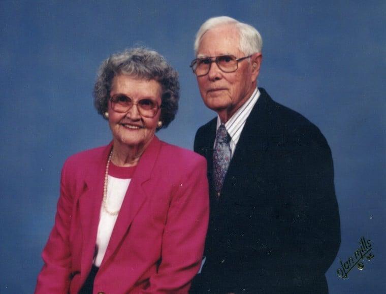 Mr. and Mrs. McMorris