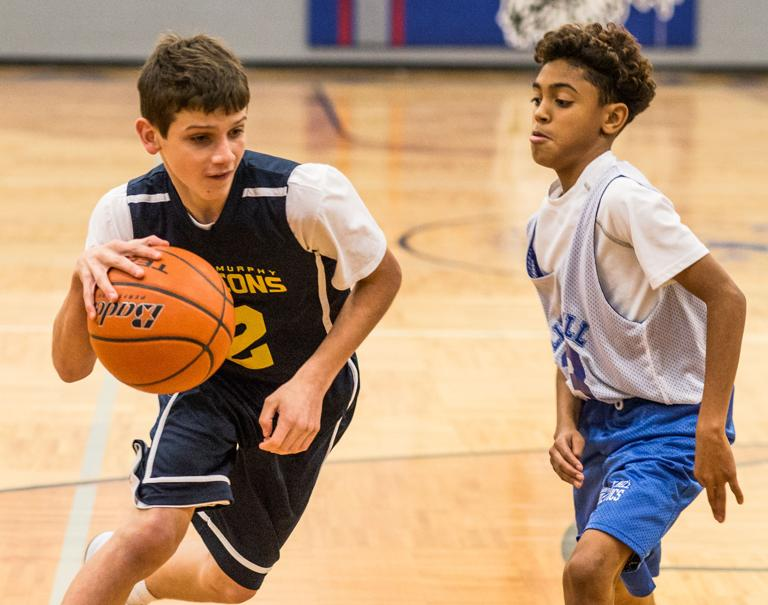 MIDDLE SCHOOL BASKETBALL: Hooper helps 7A Lions improve to 9-0