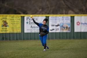 Brownwood at Lampasas Softball