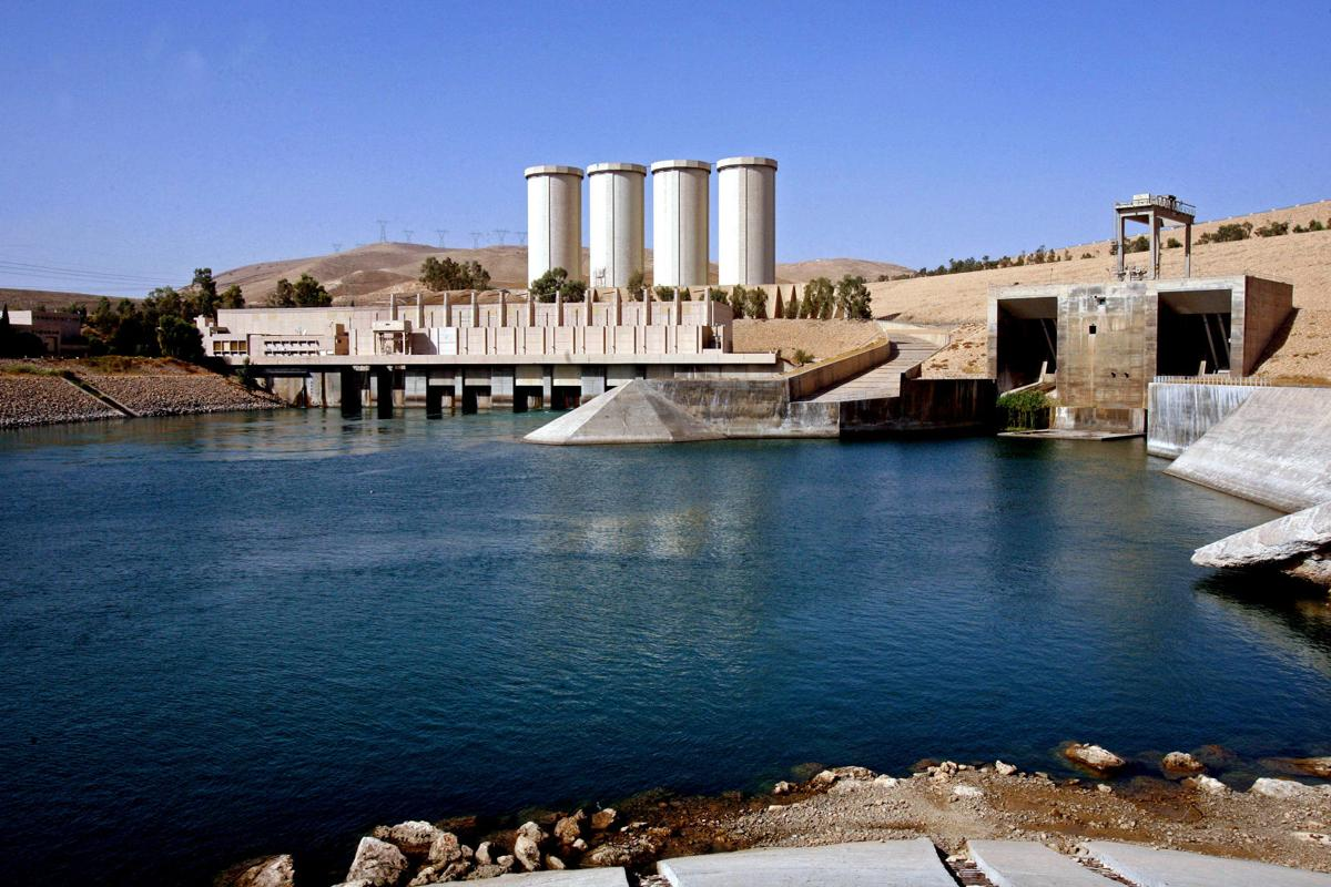 Mideast Iraq Water