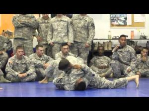 Fort Hood Best By Test - Combatives