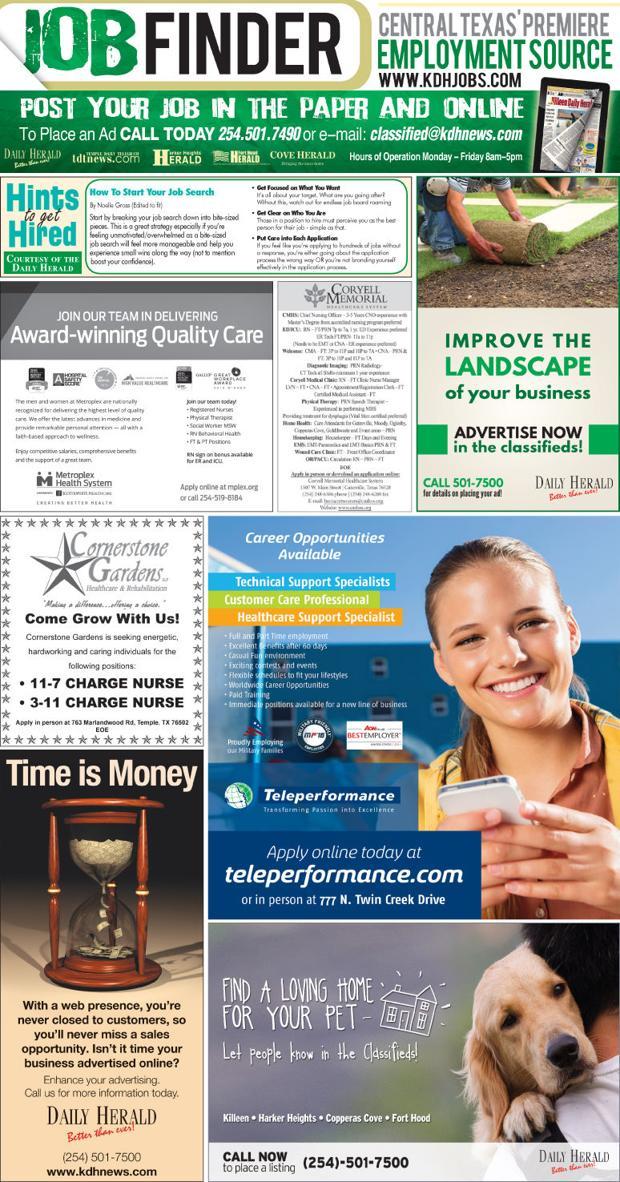 Job Finder 9/8/16