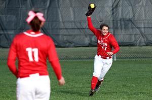 Softball: Ellison v. Belton