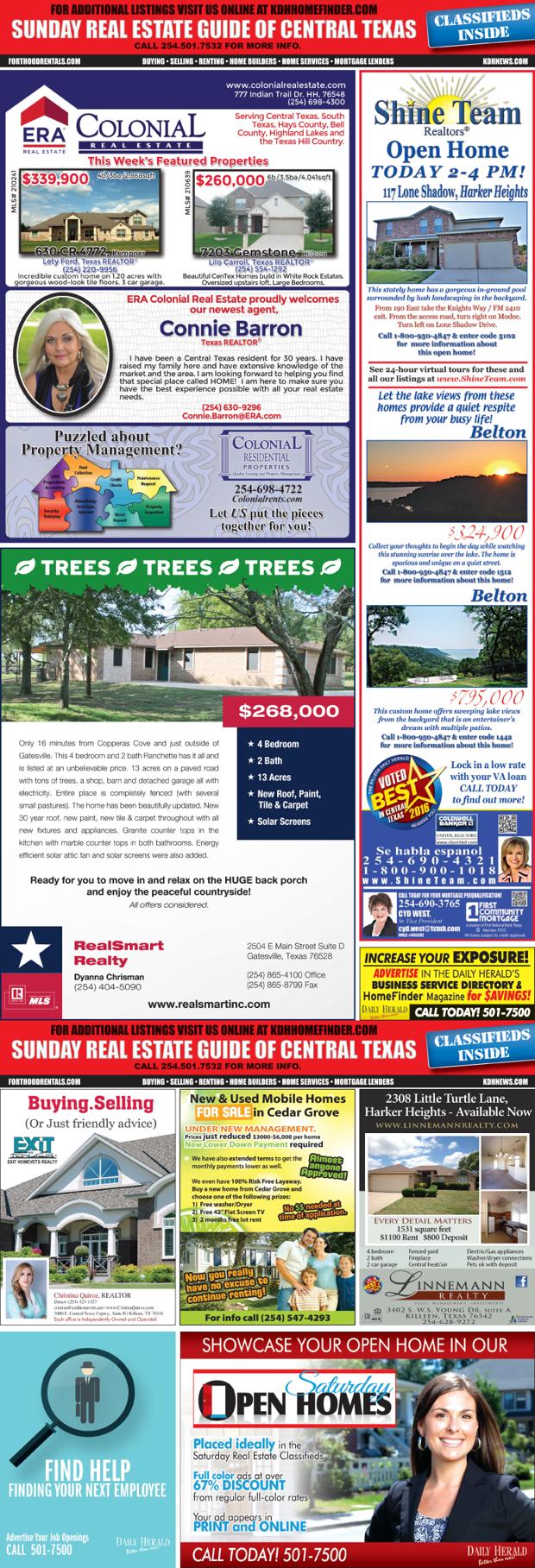 Sunday Real Estate Guide 9/4/16 SREG