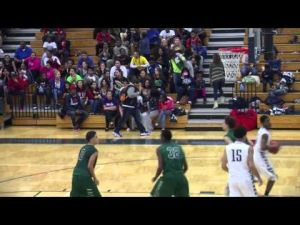 Ellison vs. Shoemaker boys basketball