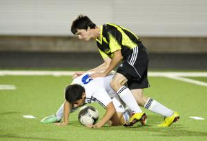 Lampasas at Gatesville Boys Soccer