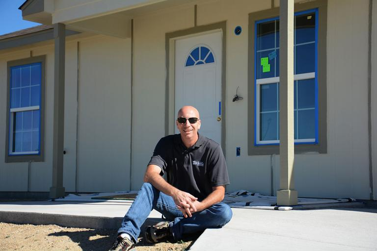 Helping others find a new beginning through homeownership