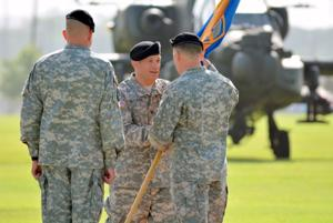 FHH 166th Command Change