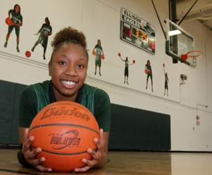 All-Area Girls MVP