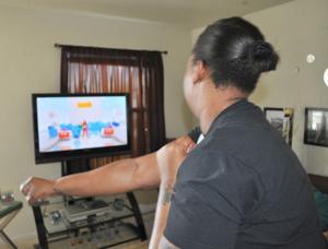 Xbox training