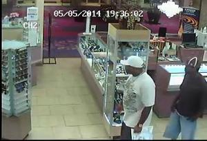 KPD seeking theft suspects