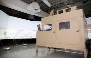 virtual gunnery