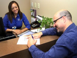Outpatient Registration at Metroplex