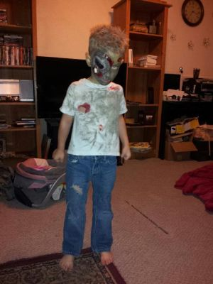 John Schafer The Zombie!