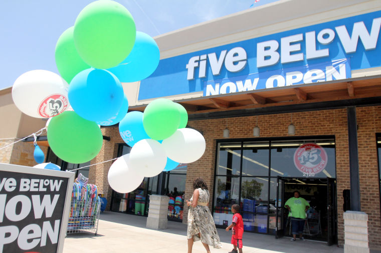 Five Below Opening