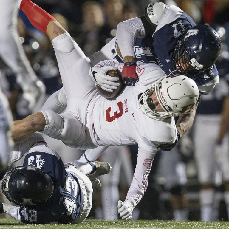 DI-6A PLAYOFFS: Tigers throw early scare into top-ranked Allen in 24-7 loss
