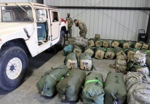 Fort Hood deployment