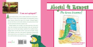 """Abigail & Rumpus (The Green Dinosaur)"""