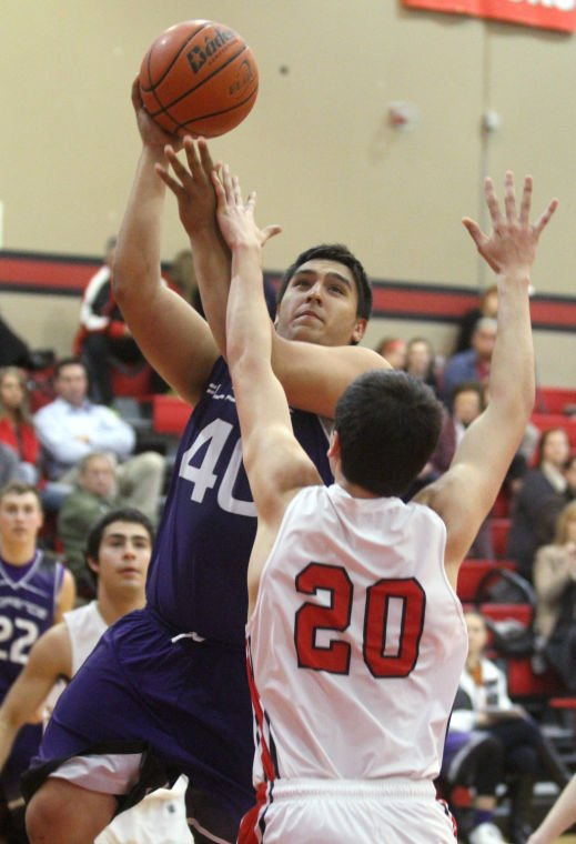 Boys Basketball: Salado v. Florence