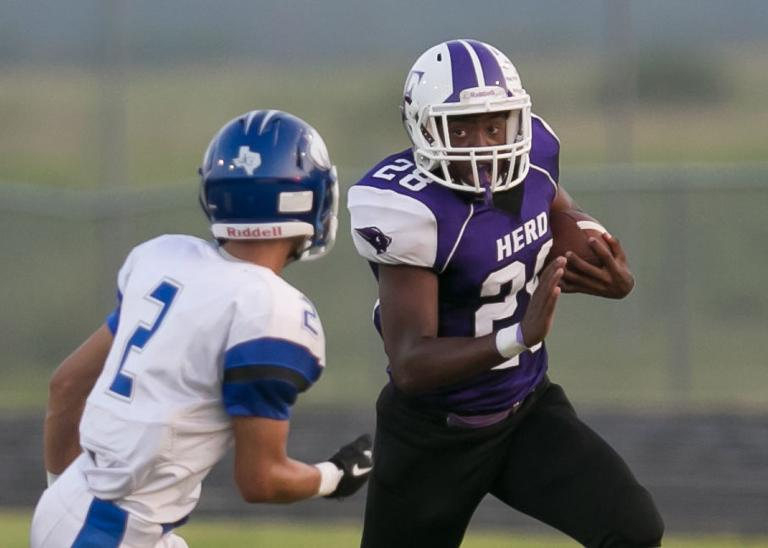 FOOTBALL: Buffaloes thwart Jarrell comeback for 34-27 victory