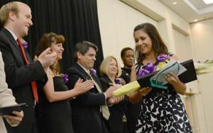 KISD Teacher of the Year