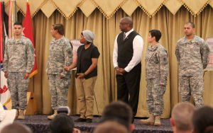 Fort Hood Pride Month Celebration Ceremony