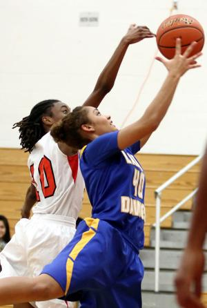 Cove girls crush Heights in 8-5A finale