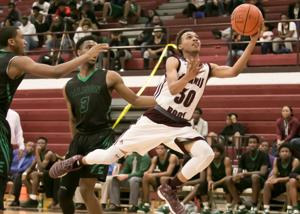 Ellison at Killeen boys Basketball