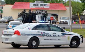 Killeen SWAT Standoff