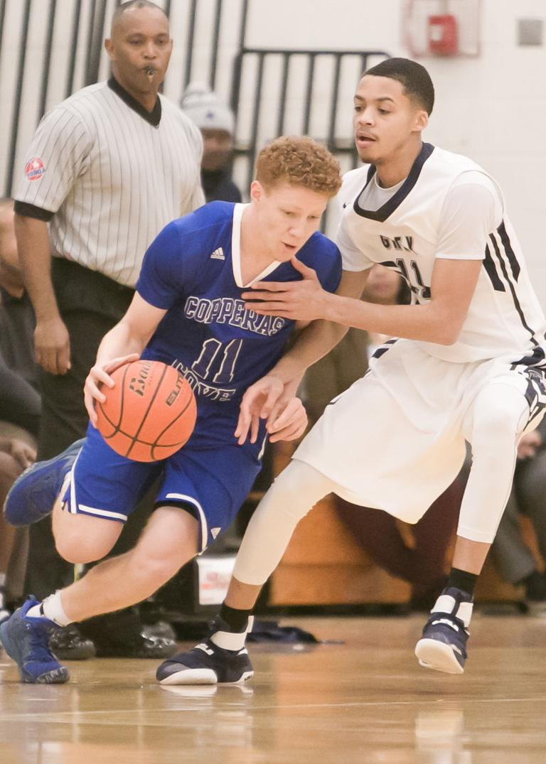 8-6A BOYS BASKETBALL: Levi, bench help Grey Wolves roll past Bulldawgs, 63-44