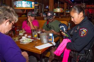 Cops support Special Olympics of Texas at annual Tip a Cop event
