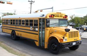 Killeen ISD school buses