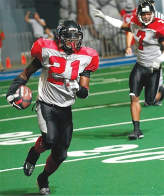 IFL Playoffs: Barracudas go Wild on Alaska