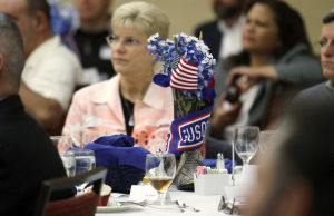 USO Volunteer Lunch