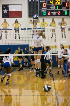 Copperas Cove Volleyball