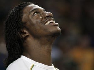 Hangover cure? Hard work the key for Griffin III, dad
