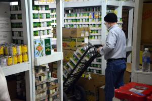 Heights Pack the Pantry