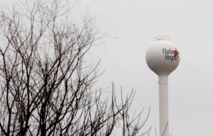 Harker Heights Water Tower