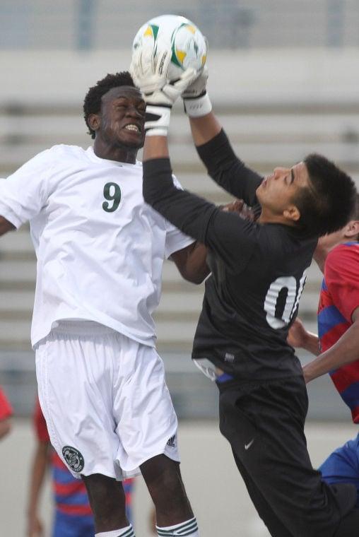 Boys Soccer Playoffs: Ellison v. Duncanville
