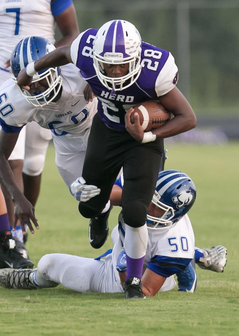 FOOTBALL: Florence looking to rebound vs. Comfort