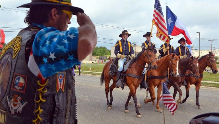 Harker Heights Memorial Day Parade