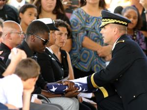 Spc. Ember Alt laid to rest