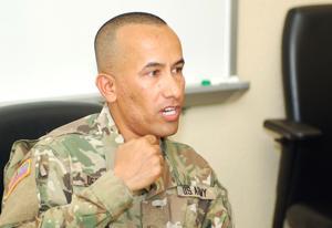 Iraqi native joins Army