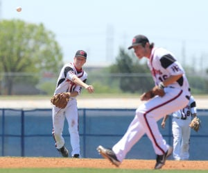 Harker Heights Baseball playoffs