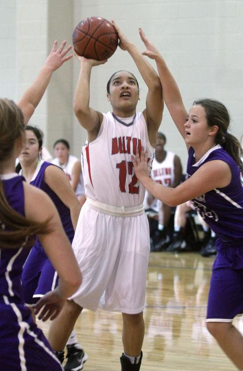 Girls Basketball: Belton v. Early