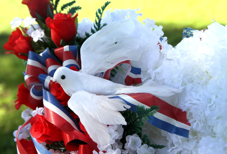 A Wreath for the Nov 5 Victims